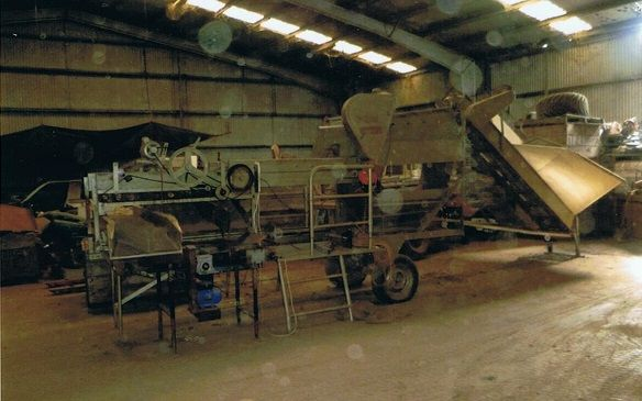 Potato Sizer and Grader Farm Machinery for sale VIC Leopold/Geelong
