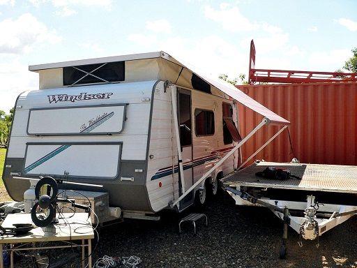 Excellent 14 For Sale In Loganholme QLD  City Caravans Queensland  Loganholme