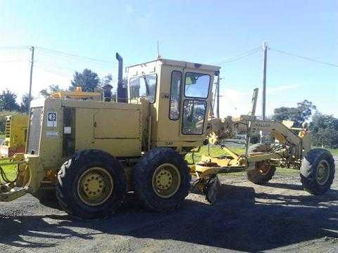 Earthmoving Equipment for sale NSW Caterpillar 130G Grader