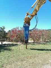 Rockhammer Krupp 702 Earthmoving Equipment for sale NSW Bega