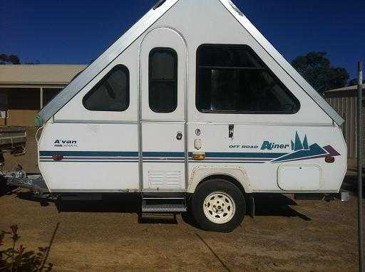 Beautiful Off Road Caravans For Less Than 50000  Australian CaravanRV