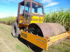 Case Vibromax Roller Earthmoving Equipment for sale Nsw