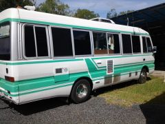 Elegant  Fuso Motorhome For Sale Qld  Motorhome Sales And Auctions QLD