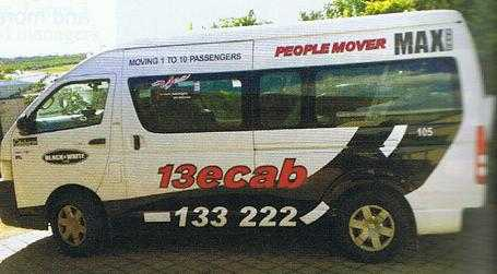 Maxi Cab Licence & Van Business for sale Qld Toowoomba