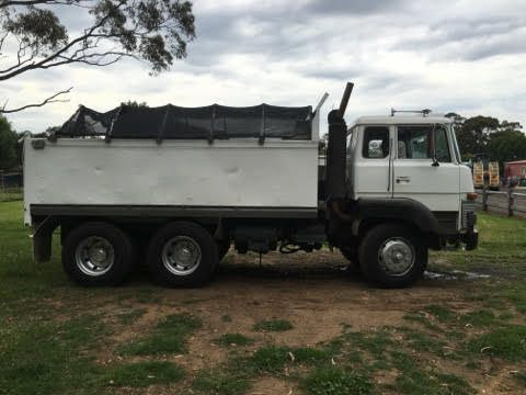 FV358 Mitsubishi Bogie Tipper Truck for sale NSW