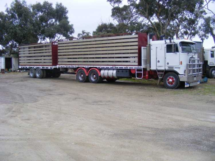 Full Sized Images For Sold Items Kenworth K100e 28 Ft