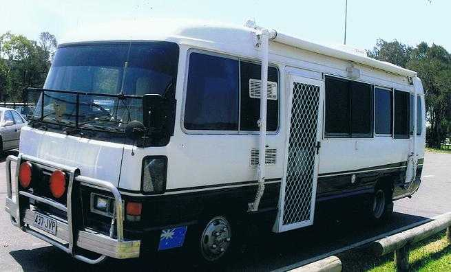 Motorhome Sales and Auctions QLD