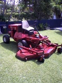 Toro Ground Master Ride on Mower Farm Machinery for sale NSW Tweed Heads
