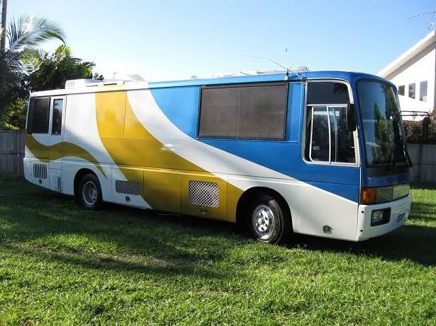 Beautiful Motorhome For Sale Qld Paradise Inspiration Ultra Motorhome For Sale