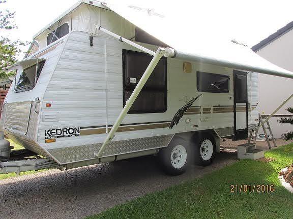 Excellent Caravan For Sale QLD Esk Jayco Discovery PopTop Caravan