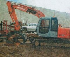 Hitachi EX120-5 Excavator for sale VIC Craigieburn