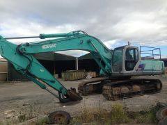 Kobelco SK350 LCD Excavator for sale Albion Park NSW