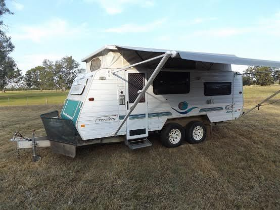 Luxury Caravan Burstner For Sale In NEWCOMB Victoria Classified