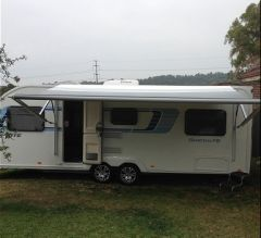 2013 Quattro FB Swift Caravan for sale NSW in Raby