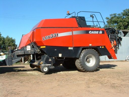 LBX 331 Case IH Square Baler Farm Machinery for sale NSW