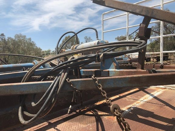 10ft Hydraulic Drag Bucket  Earthmoving Equipment for sale Wee Waa NSW