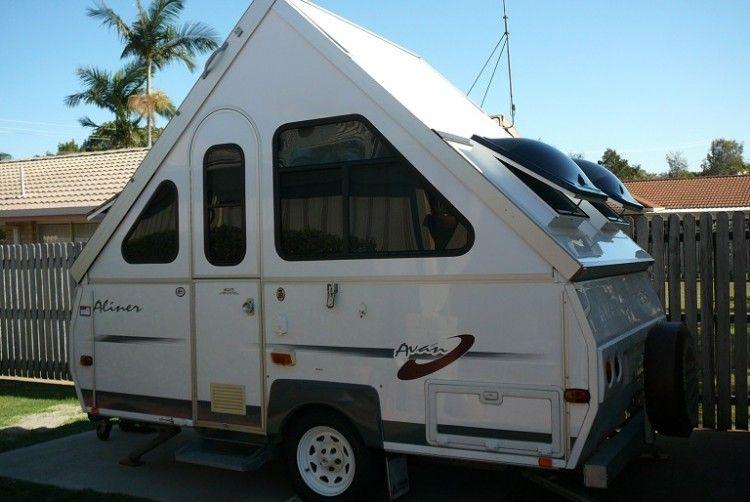 A van Aliner Caravan Camper for sale QLD Bundaberg : Campervan Sales