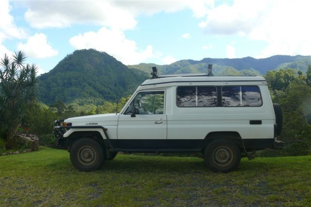 Landcruiser Bushman Troopcarrier Trakka Conversions Campervan for sale NSW