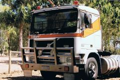 1988 Volvo F12 6 x 4 Prime Mover Truck for sale WA