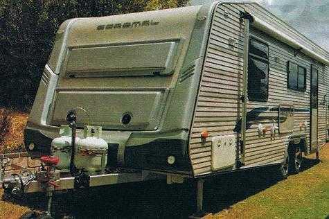 Simple Caravans For Sale  Lightweight Caravans For Sale In QLD