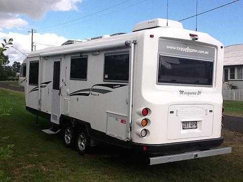 Simple Caravan For Sale QLD Majestic Navigator Caravan  Caravan Sales And