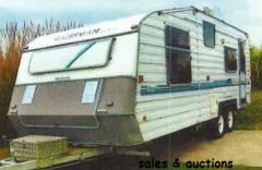 Windsor Statesman Royale caravan for sale NSW Iluka