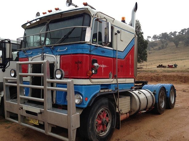 1982 Kenworth K123 Truck for sale NSW Adelong