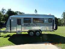 Caravan for sale QLD Spinifex Offroad Caravan