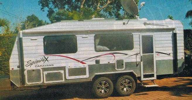 Model Caravans For Sale In Brisbane  Arrow Caravans