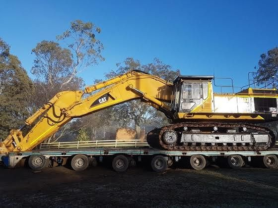 75 Tonne Caterpillar 375 Excavator for sale QLD : SOLD ITEMS