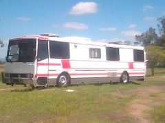 Cool Motorhome For Sale QLD Denning Mono Bus Motorhome  Motorhome Sales