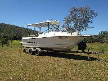 boat sales and auctions qld