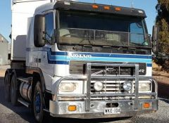 2001 Volvo Prime Mover Truck for sale SA
