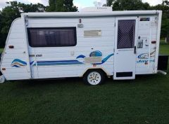 Jayco Freedom Pop Top Caravan for sale Cooroy Qld