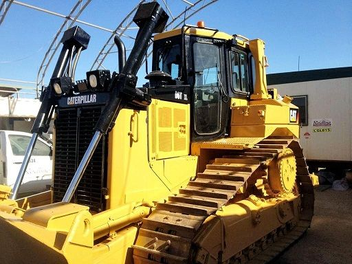Caterpillar D6T XL Earthmoving Equipment Dozer for sale WA