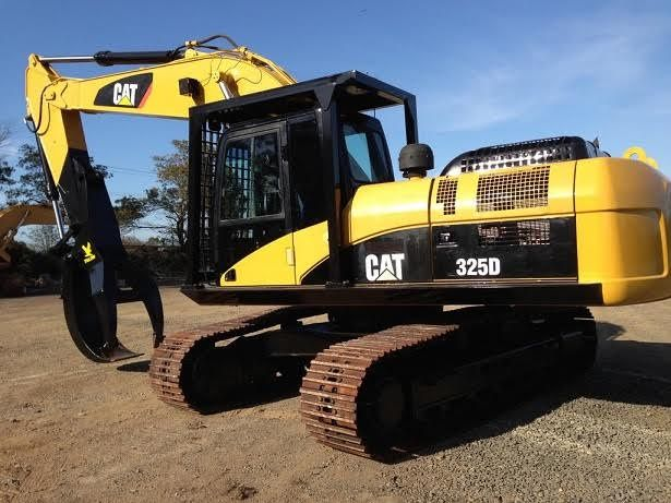2007 Caterpillar 325D Excavator for sale Tasmania