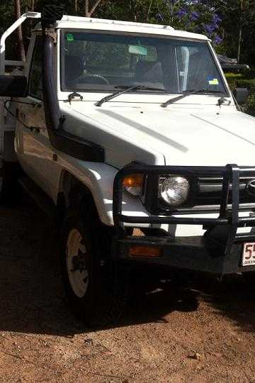 Used Bobcats For Sale >> Ute for sale QLD Toyota Landcruiser Ute : SOLD ITEMS