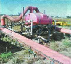 Silvan 1000Ltr 3PL Air Blast Sprayer Farm Machinery for sale NSW Hay