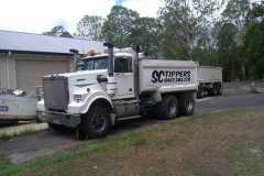 Truck for sale QLD Western Star 4864 Tipper Truck