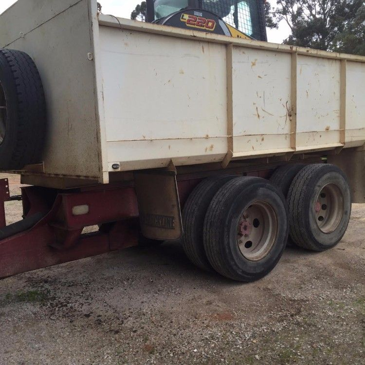 14 Ton Tandem Axle Pig Trailer for sale WA