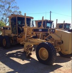 Caterpillar 12H Grader Earthmoving Equipment for sale NSW