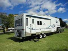 Caravan for sale TAS Keystone Cougar 295EFS Fifth Wheeler Caravan