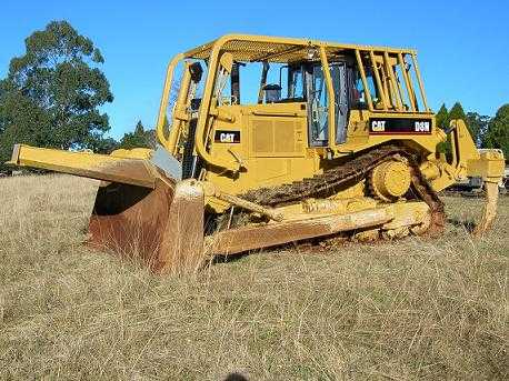 Earthmoving Equipment for sale NSW Caterpillar D8N Dozer