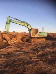 SK210 LC-6 Kobelco Excavator for sale Fraser Coast Qld
