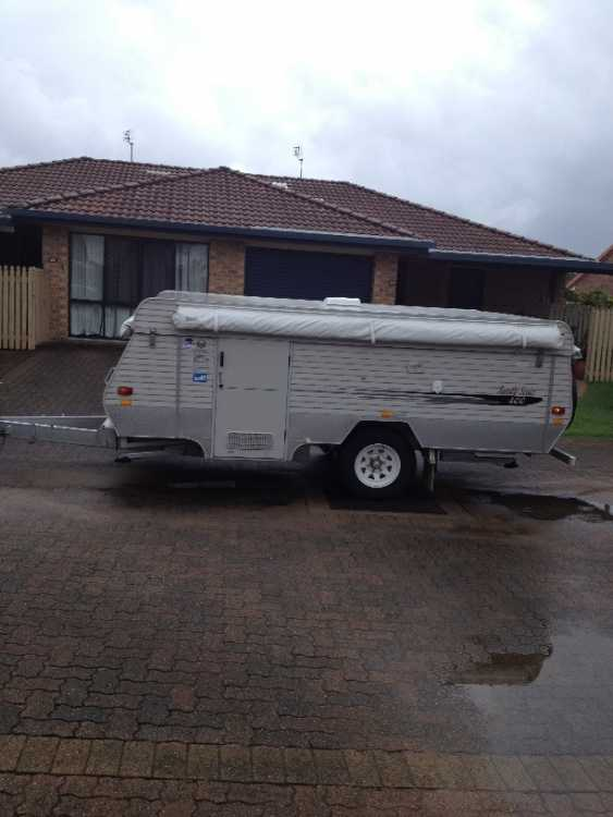 Luxury Family Camper Caravan For Sale QLD Coromal Family Camper Off Road