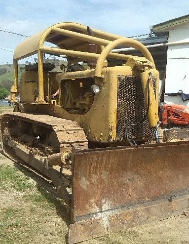 Caterpillar D6B Dozer Earthmoving Equipment for sale NSW