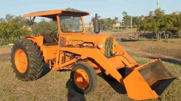 Chamberlain 9G Champion FEL Tractor for sale Northam WA