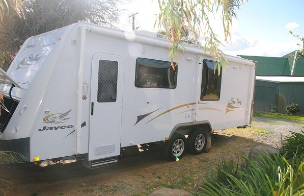 Excellent FOR SALE Caravans  Used Nsw