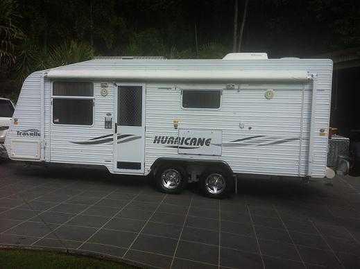 Original  Tiara Series 2 Caravan For Sale QLD  Caravan Sales And Auctions QLD