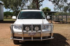 200 Series 2011 Landcruiser Wagan 4 x 4 4WD for sale Qld